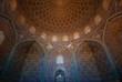 Interior of Sheikh Lotfollah Mosque, Isfahan, Iran