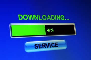 Download service