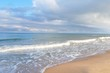 Grenzenlose Weite am Meer