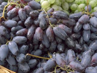 фотография множества ягод винограда
