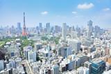 Fototapety 東京の眺め