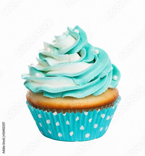 Poster Koekjes Cupcake