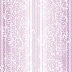Seamless pastel striped gentle pattern