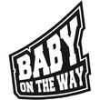 Baby On The Way Logo