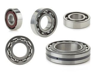 bearings tool isolated on white