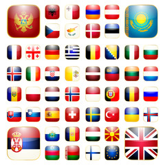 European continent app icon