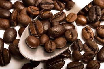 Caffè con cucchiaino