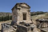 Tomb in Northern Necropolis of Hierapoli, Denizli, Turkey