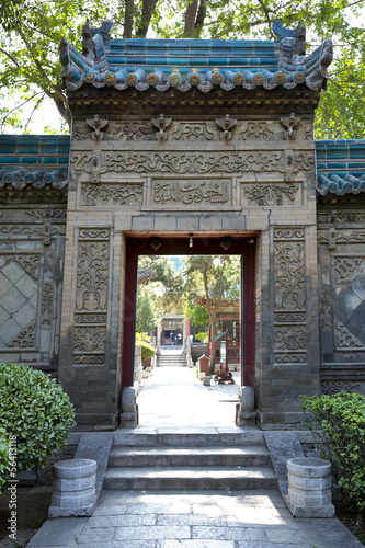 Foto op Aluminium Xian Mosque in Xian - China