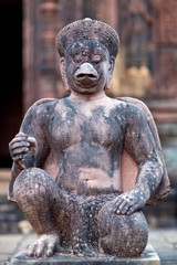 Ancient statue of Garuda, Cambodia