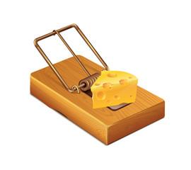 Mousetrap Cheese