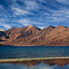 Pangong lake, Noth India