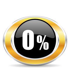 0 percent,