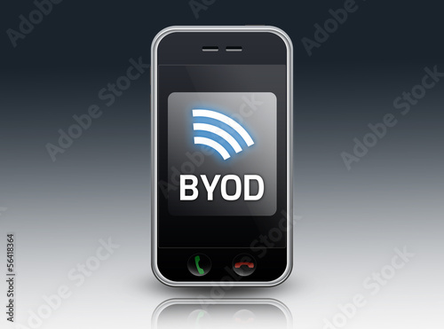 "Smartphone ""BYOD - Bring Your Own Device"""