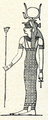 Hathor - Ancient Egyptian goddess
