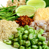 "Thai Rice Salad ""Khao Yam in Southern Style"""