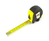 Measuring tool isolated over white
