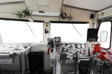trane operator's cab