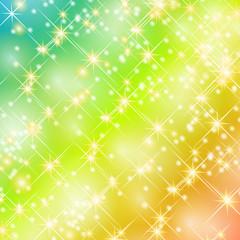 bunter Sternenhimmel Galaxy