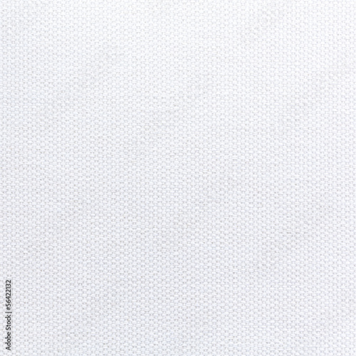 White fabric texture detail