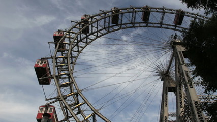 Prater wheel, Vienna