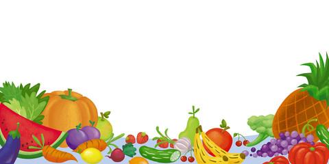 fruta y vedura