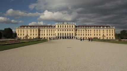 Schönbrunn Palace, Vienna,