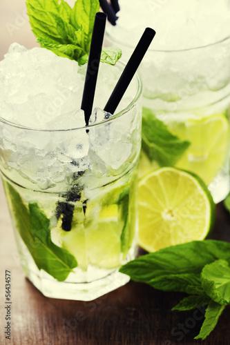 Mojito cocktail © Natalia Klenova