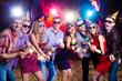 party at nightclub