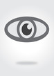 Eye icon character design