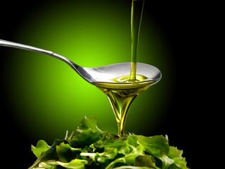 L'olio e l'insalata