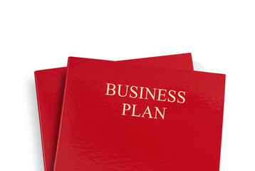 Business plan folders