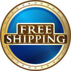 Free Shipping Medal