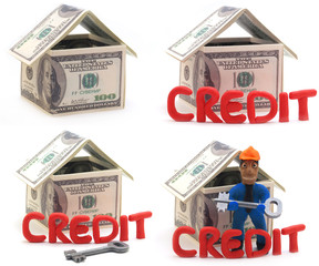 The best offer of real estate on credit