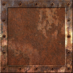 Rusty Metal Background