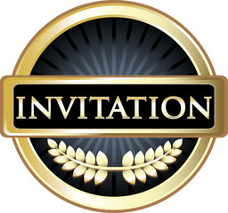 Invitation Gold Label