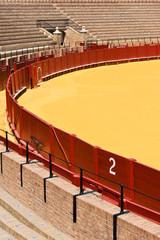 Curva dell'arena