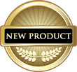 New Product Vintage Label