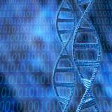 DNA Strands - 3D Render