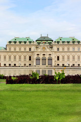 Castle Belveder in Vienna