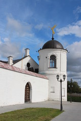 Tobolsk Kremlin tower