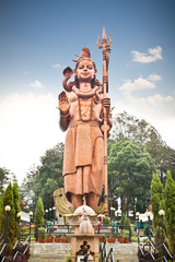 Tallest Shiva Statue Inaugurated in Sanga, Nepal.