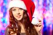lady christmas