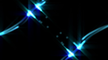 Spectrum lines and light, abstract digital background, HD 1080p,
