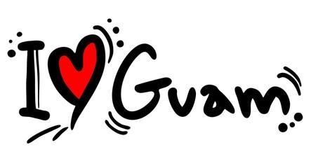 Love Guam