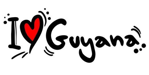 Love Guyana