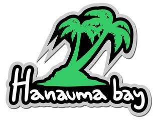 Beach hanama bay