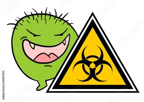 Virus zone