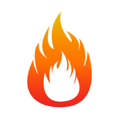 flammability sign. extremely unstable