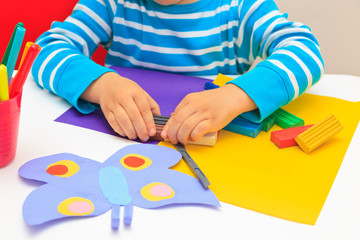 child education and daycare concept